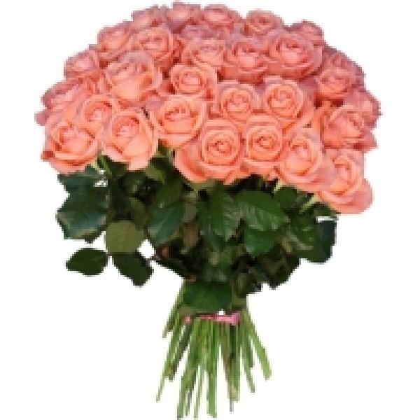 Букет № 78 « букет из 101-ой элитной розы 60см»